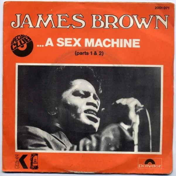 Image result for james brown sex machine