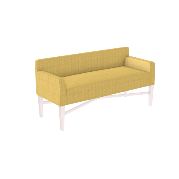 chairs and ottomans upholstered kd smart chair uk benches designer accent furniture raffia x bench all seating