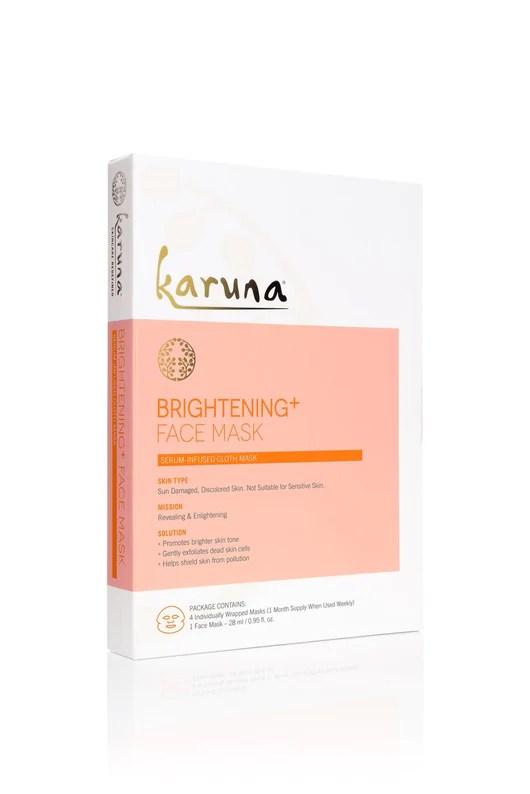 Karuna Brightening Face Mask 晶瑩美白修護面膜 – C&F Beauty