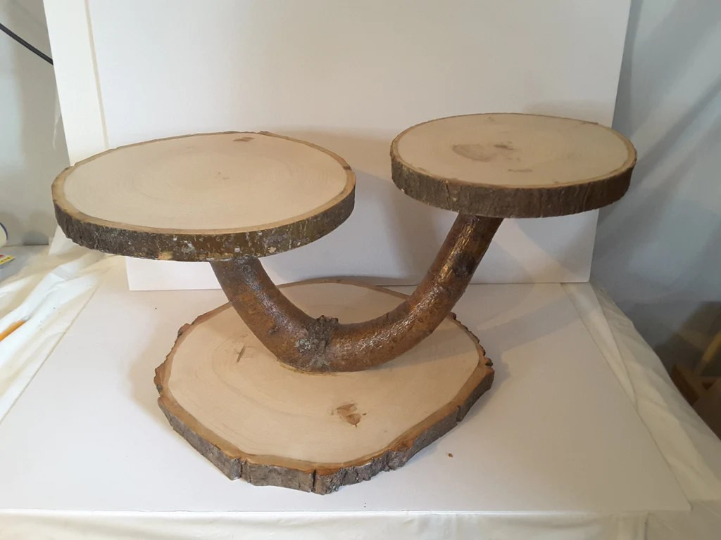 How To Preserve Wood Slices For Wedding Centerpieces