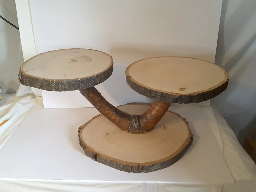 How To Treat Wood Slices