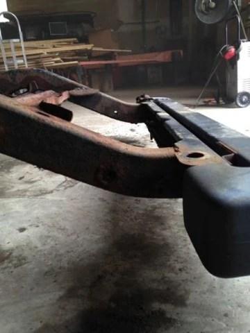 Tj Frame Repair : frame, repair, Jeep:, Wrangler, Frame, Repair