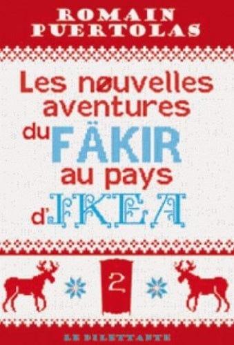 Les Nouvelles Aventures Du Fakir Au Pays D'ikea : nouvelles, aventures, fakir, d'ikea, Nouvelles, Aventures, Fakir, D'Ikéa, était, Fois...