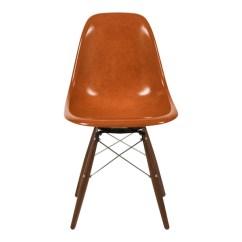 Fiberglass Shell Chair Jazzy Power Battery Life Modernica Side Dowel Swivel Base Design Public