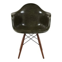 Fiberglass Shell Chair Dining Room Chairs At Target Modernica Arm Dowel Base Design Public
