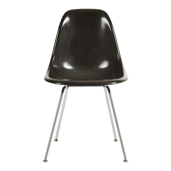 fiberglass shell chair fishing recliner modernica side h base design public