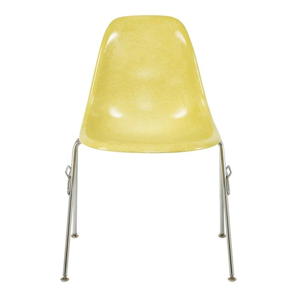 fiberglass shell chair salli saddle modernica side stacking base design public