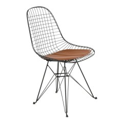 Black Wire Chair Flex Steel Chairs Modernica Case Study Eiffel Base Design Public