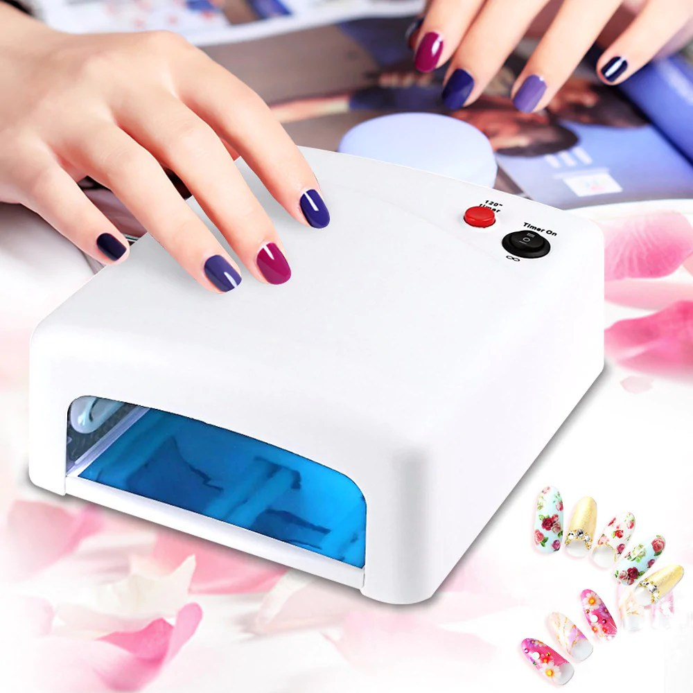professional gel nail dryer high