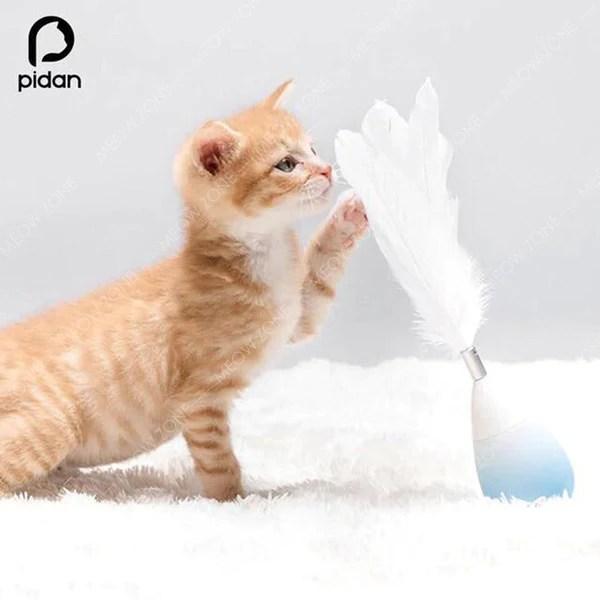 貓星人基地 | 法國Pidan簡約貓玩具 | 晨露不倒翁 – 貓星人基地 MeowZone