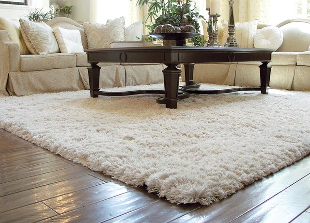 how to clean big living room rugs i want decorate my 5 ways keep your shag looking new rugknots up close shot of white with a coffee table