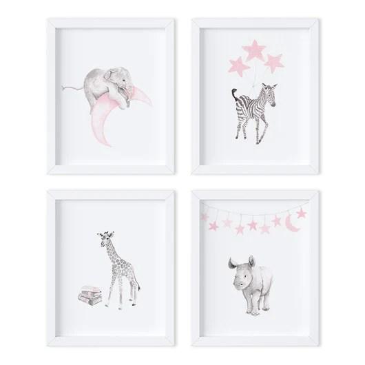 baby animals set of