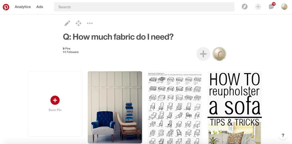 how much fabric do i need to reupholster a chair grey high back dining revolution performance fabrics reupholstering guide on pinterest