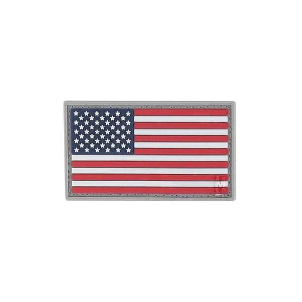usa flag morale patch