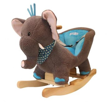 animal rocking chair wooden home design newborn baby toys toddler 3 wheel scooter online skep elephant
