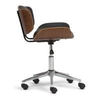 Dax Bentwood Office Chair  Simpli Home