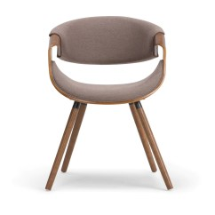 Bentwood Dining Chair Wooden Potty With Tray Wayland Simpli Home