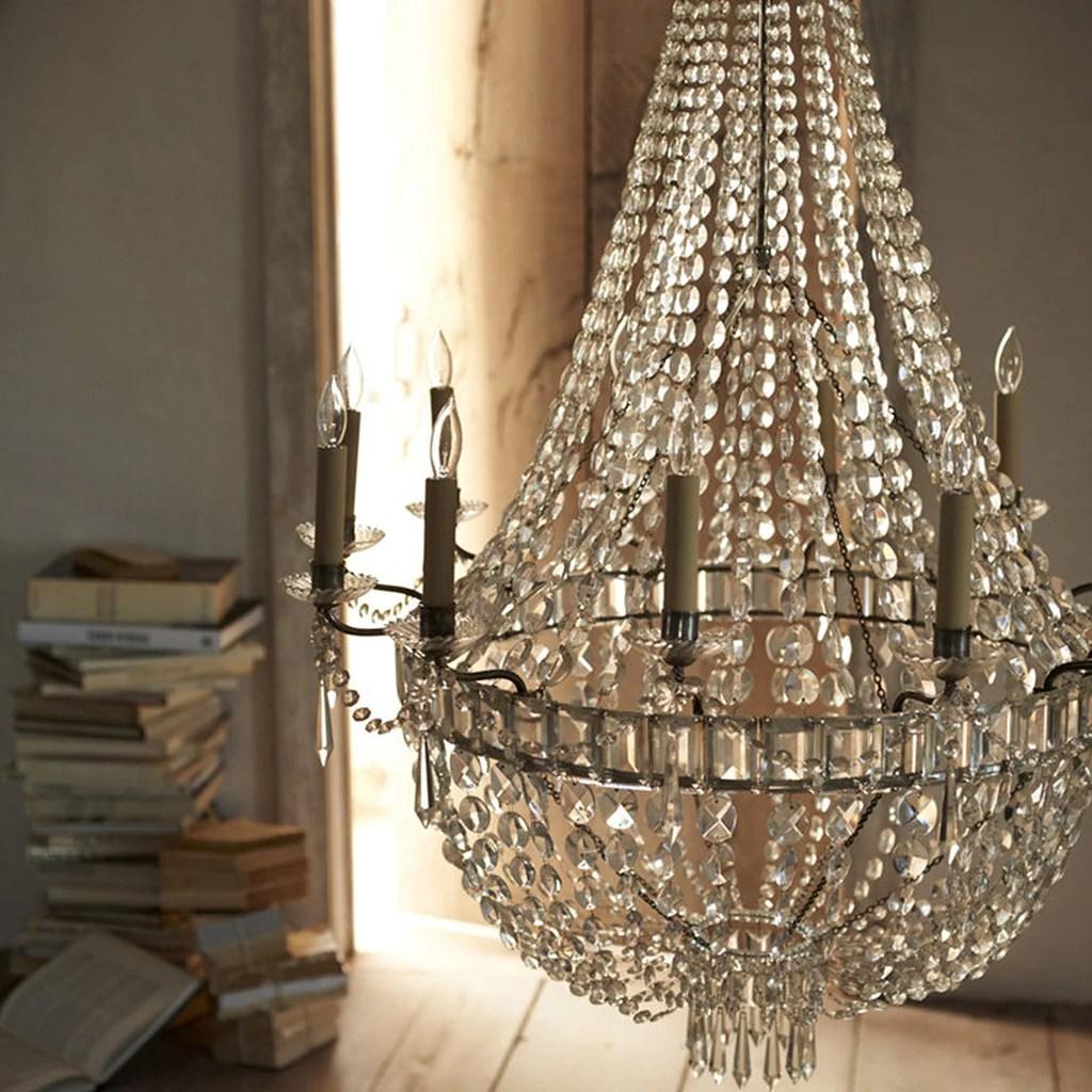 Evalina Chandelier Montauk Lighting