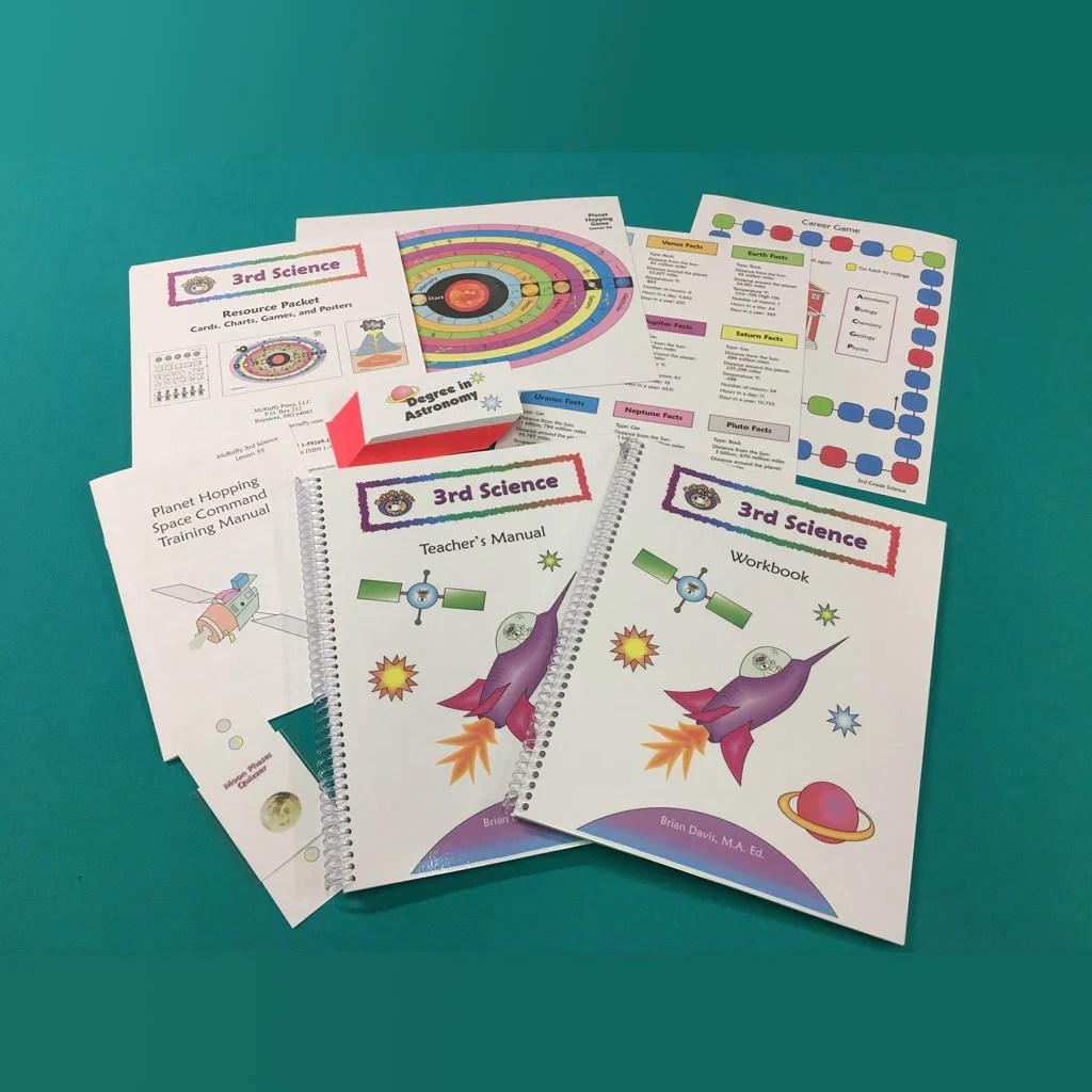 Grade Science Curriculum Mcruffy Press