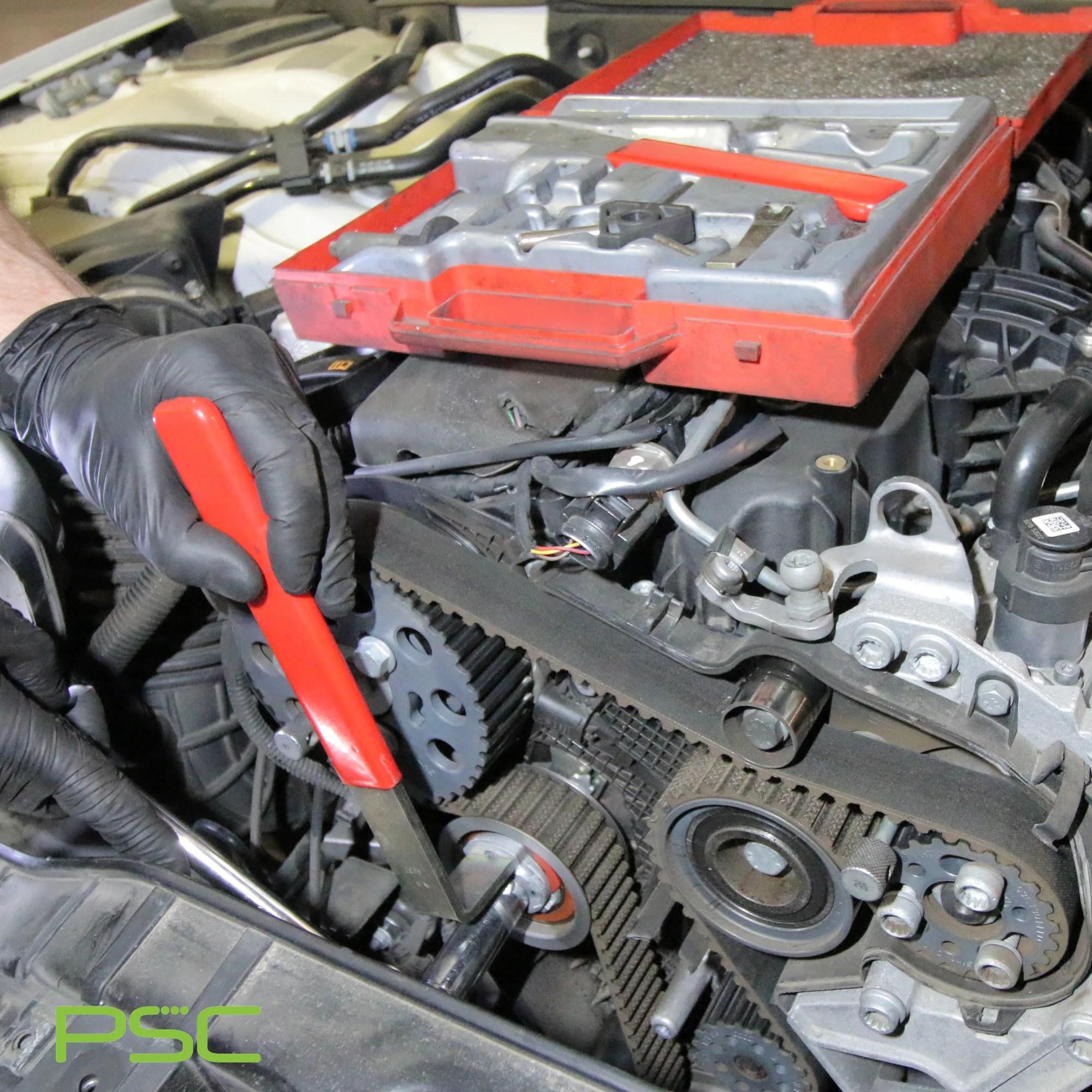audi timing belt water pump replacement diesel engines [ 2000 x 2000 Pixel ]