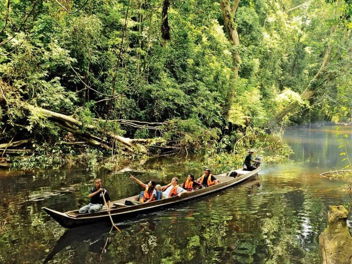 Taman Negara - One of the World's Oldest Tropical Rainforest