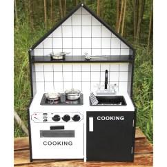 Wooden Kids Kitchen Heavy Duty Faucet M101 Mini Me Ltd