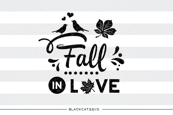 Download Fall in love - SVG file Cutting File Clipart in Svg, Eps ...