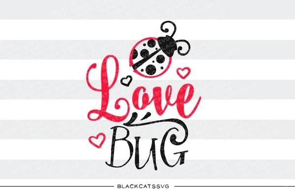 Download Love bug - ladybug SVG file Cutting File Clipart in Svg ...