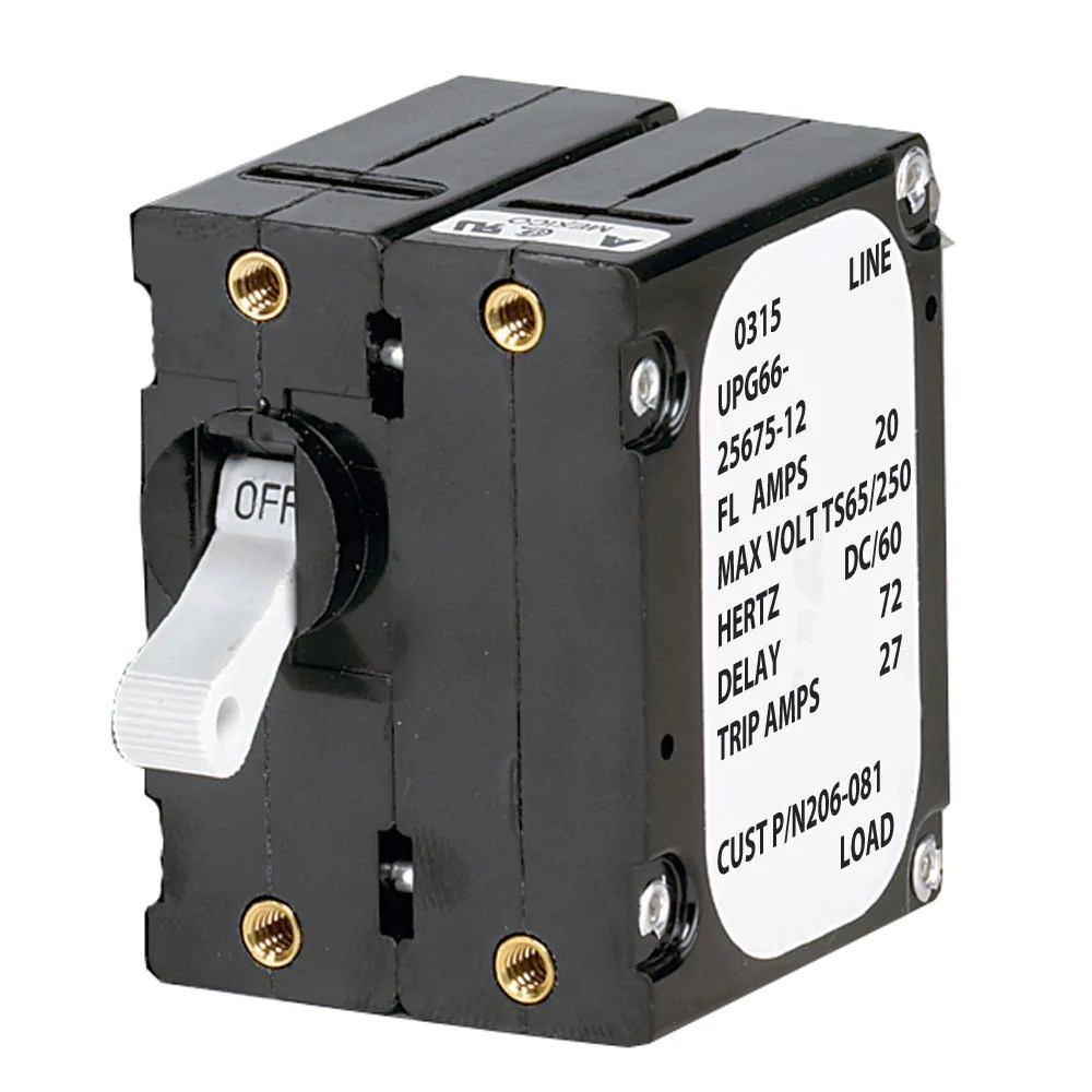 medium resolution of paneltronics a frame magnetic circuit breaker 50 amps double pole