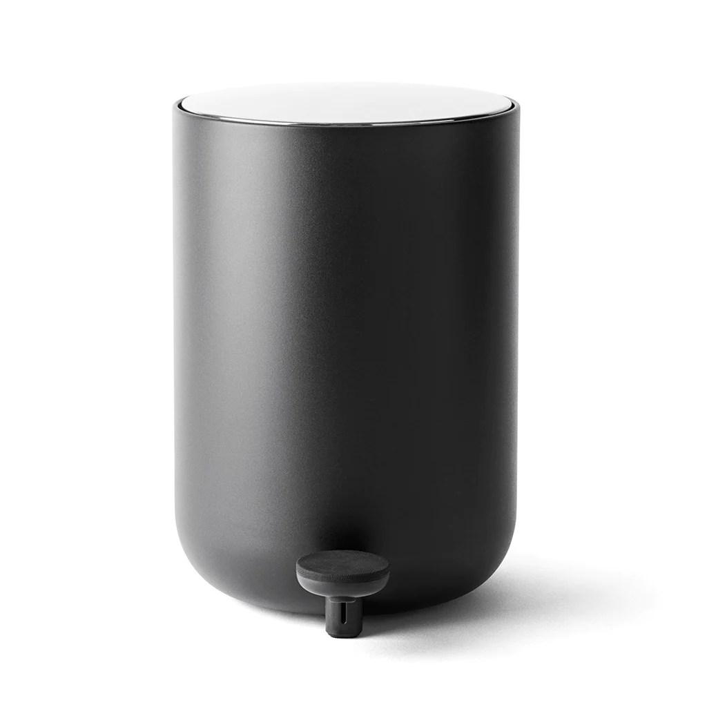 Menu Bathroom Bin Black Bathroom Accessories Simple Form