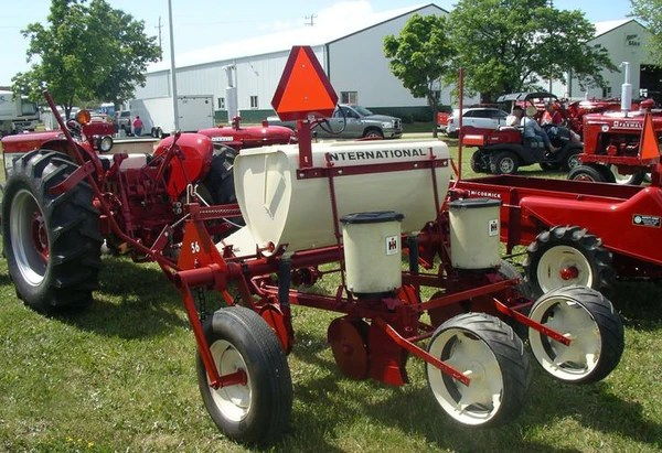 Allis Chalmers Corn Planter