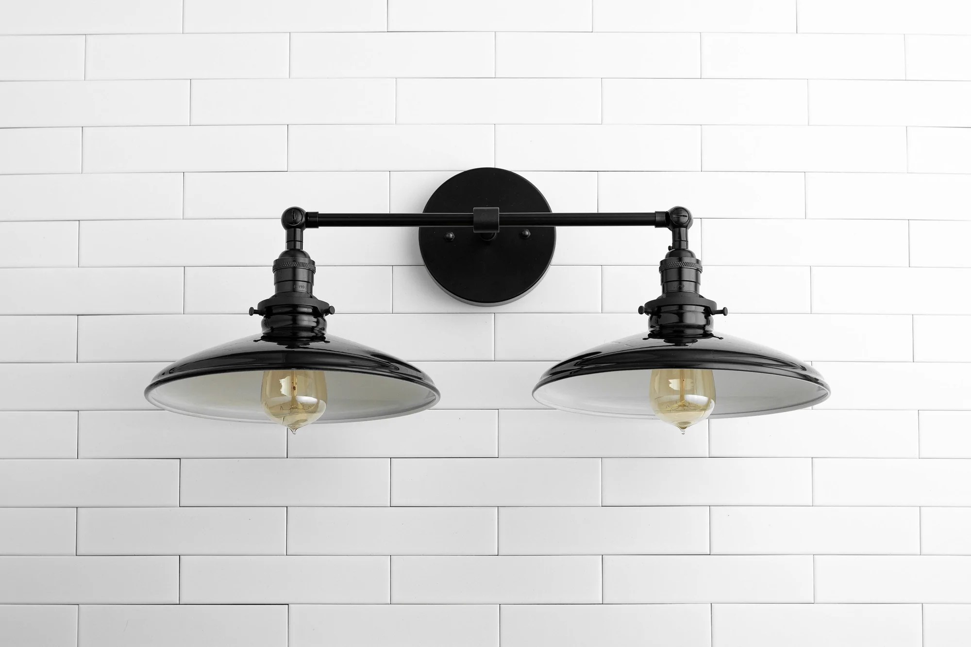 Bathroom Light Fixtures Vanity Lighting Steampunk Wall Lamp Farmhouse Lighting Black Light Fixture Wall Mount Lighting Vanity Bathroom Light
