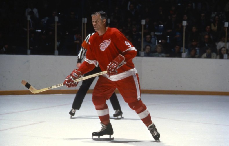 Mr. Hockey – Vintage Sports Images