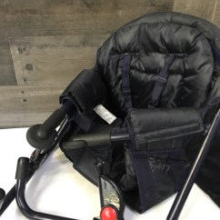 Regalo Portable High Chair Staples Hardwood Floor Mat Easy Diner Good Buy Gear