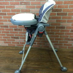 Graco Slim Spaces High Chair Rent Ghost Chairs Good Buy Gear