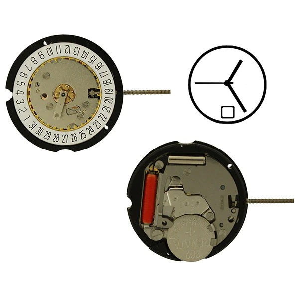 watch movement diagram 208 to 24 volt transformer wiring ronda quartz movements wholesale perrin rl585 6 swiss