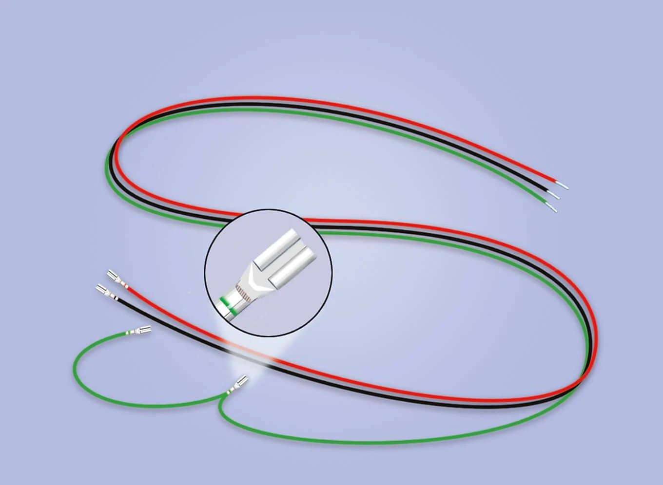 small resolution of pl 34 wiring harness for pl 10 series turnout motors
