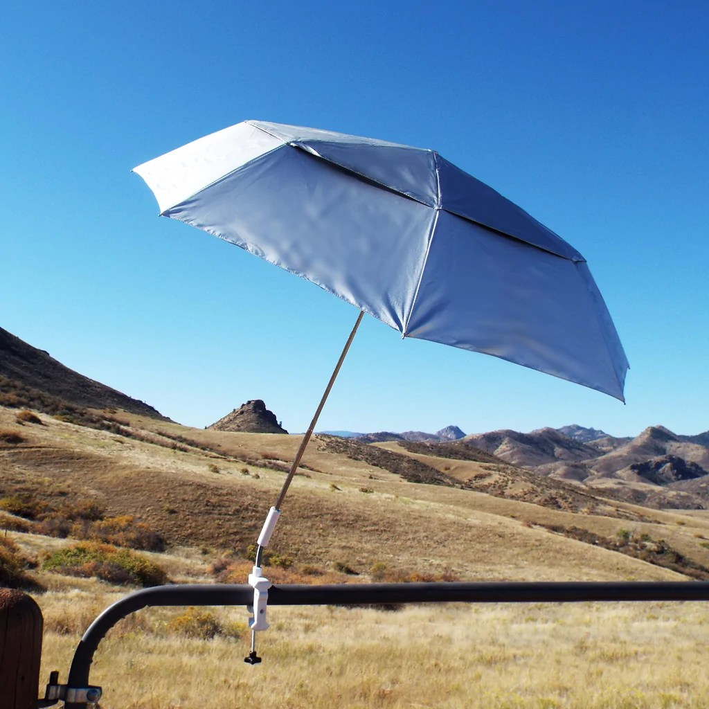 Clamp On Chair Umbrella Multi Mount Plein Air Umbrella V2