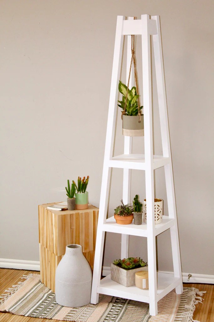 DIY Plant Stand 1 1024x1024 - DIY Plant Stand