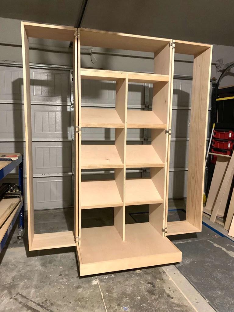 diy shoe cabinet handmade haven