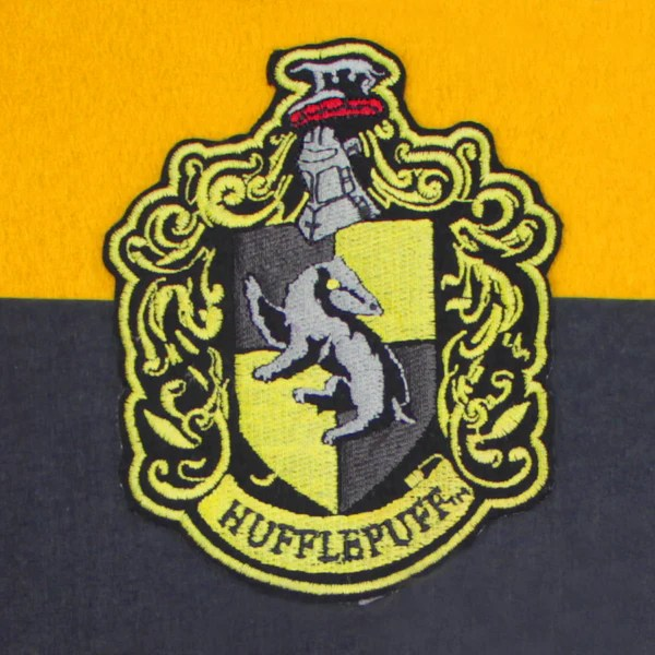Harry Potter Decoration Hufflepuff Banner & Flag Set