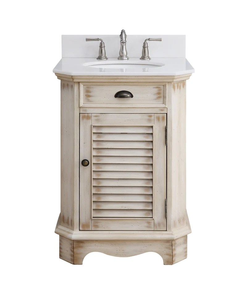 24 Abbeville Powder Room Sink Vanity Benton Collection Model Cf 475 Bentoncollections