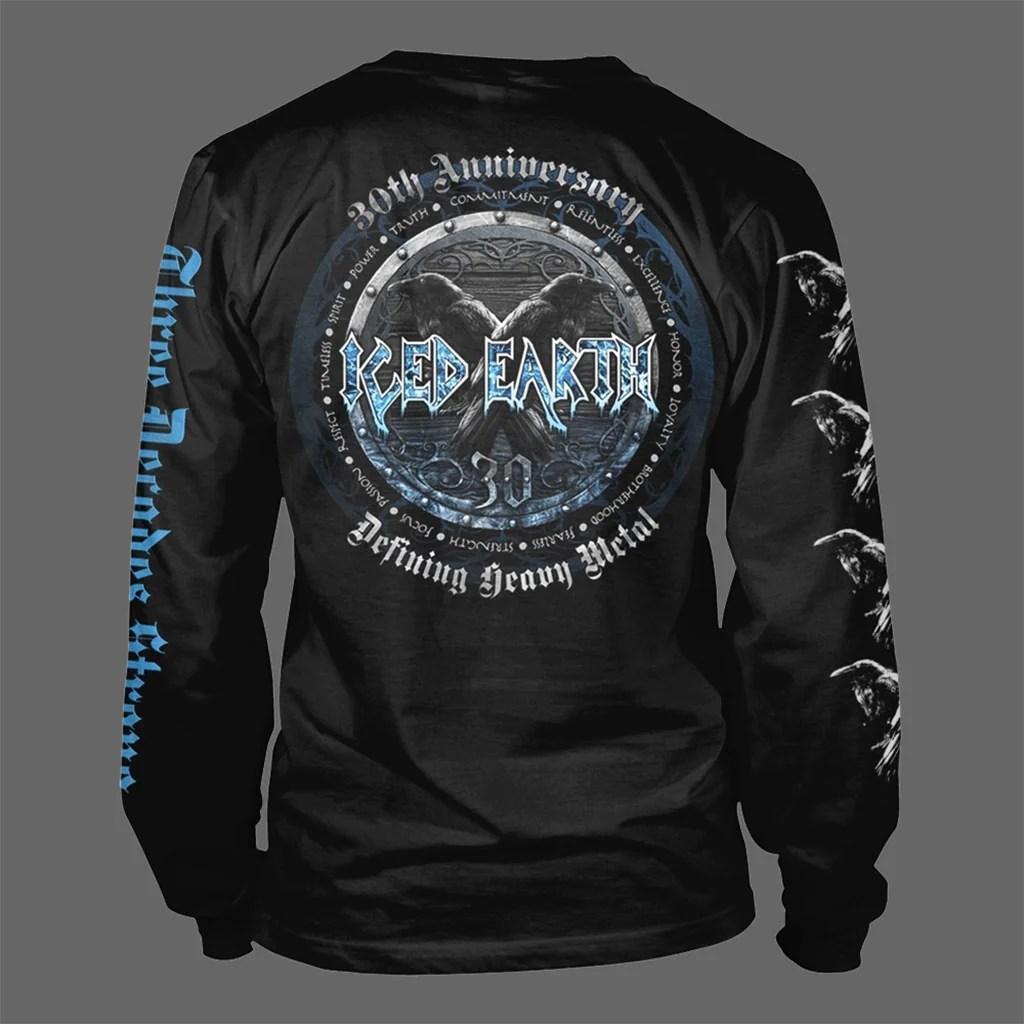 Iced Earth - 30th Anniversary Defining Heavy Metal Long