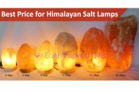 Himalayan Salt Lamps Best Price in 2018 with New Crystal ...