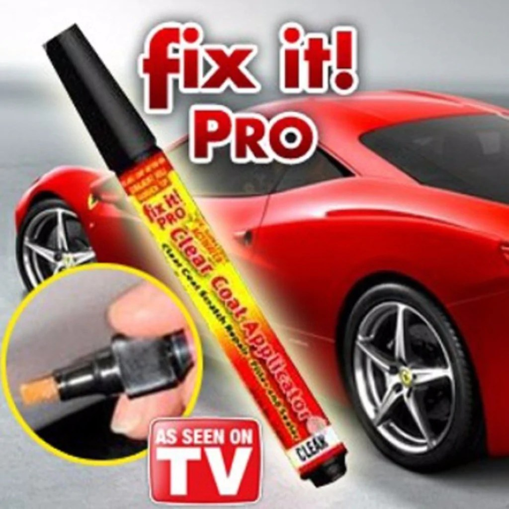 Fix It  Pro Car Scratches In Seconds 2 pcs  IndigoTemple