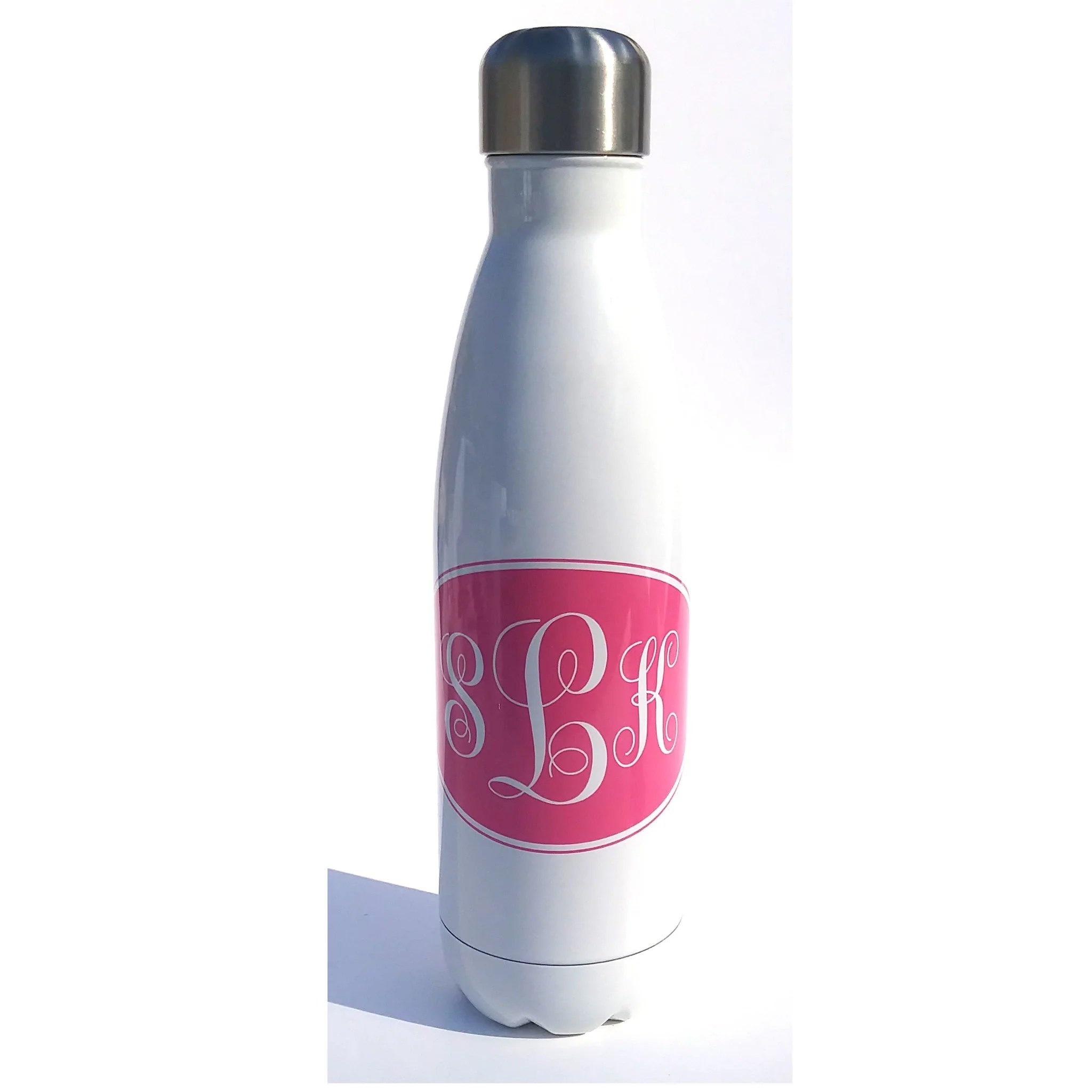 personalized 17 ounce monogram