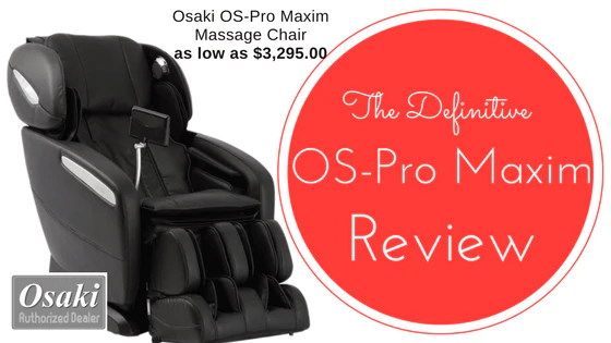 osaki massage chair dealers folding boat chairs os pro maxim review 2018
