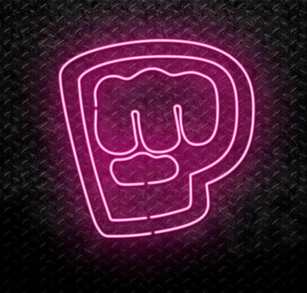 Jordan Logo 3d Wallpaper Buy Pewdiepie Brofist Logo Neon Sign Online Neonstation