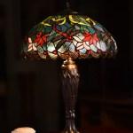 16 Blue Traditional Dragonfly Tiffany Table Lamp Joanne Tiffany
