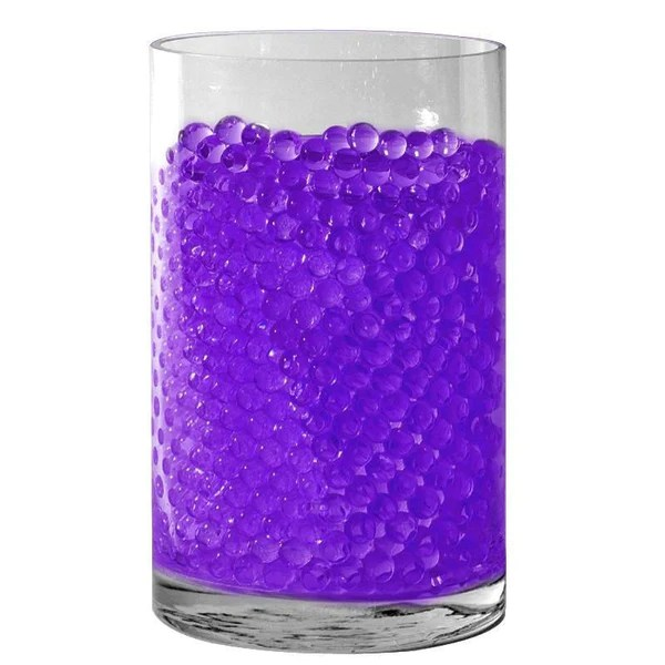folding chair covers wholesale vintage wicker purple small round deco water beads jelly vase filler balls for centerpieces table decoration ...
